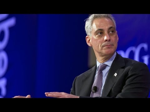 Mayor Emanuel's Crystal Ball: GOP Is 'Going to Complain'