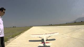 "Hobbyking Super Cub EP 80"" Crash Report"
