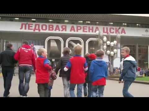 Самое главное - желание. Как юный болельщик ЦСКА получил подарок на день рождения.