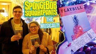 SPONGEBOB SQUAREPANTS the Musical 🍍 REVIEW (Rukaya Cesar)