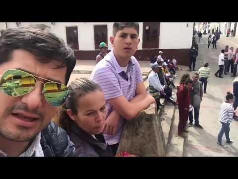 En Tunja, prometieron pagarles por ir a escuchar a Uribe y los engañaron