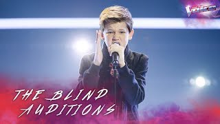 Download Lagu Josh Richards sings I'll Be There | The Voice Australia 2018 Gratis STAFABAND