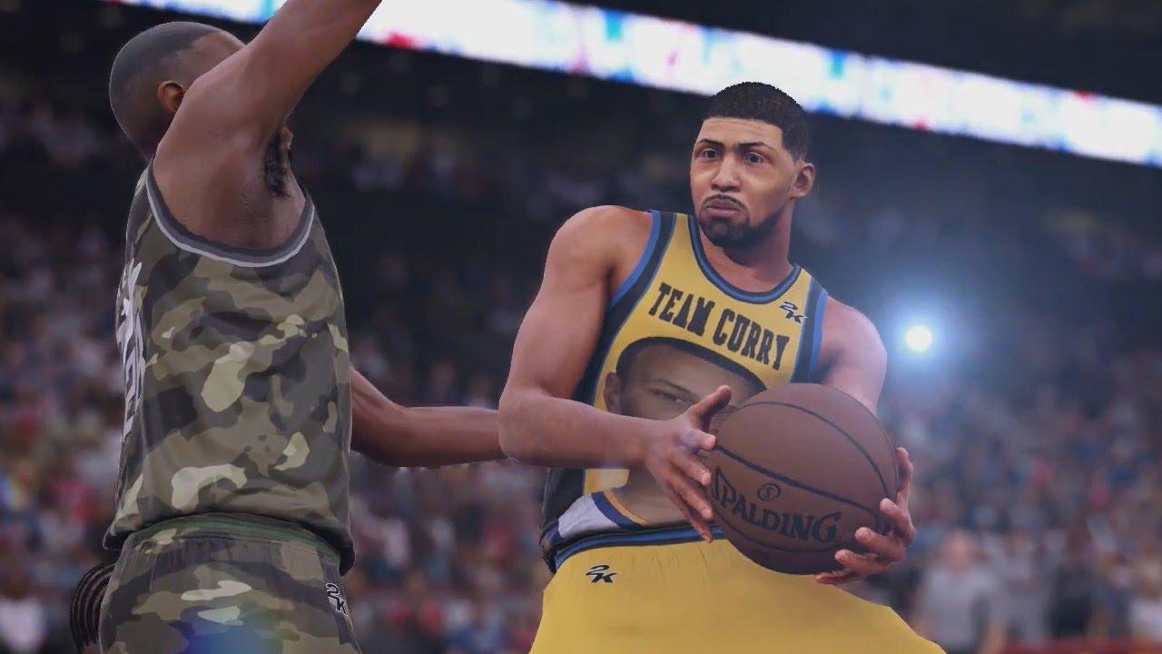 NBA 2K16 Reveals Pro-Am Mode