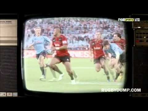 Super Rugby Plays of the week Rd.10 | Super Rugby Video Highlights 2012