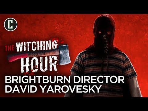 Brightburn Director On Superhero Subversion & James Gunn - The Witching Hour
