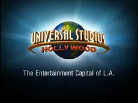 Universal Studios Hollywood Shrek 4-D