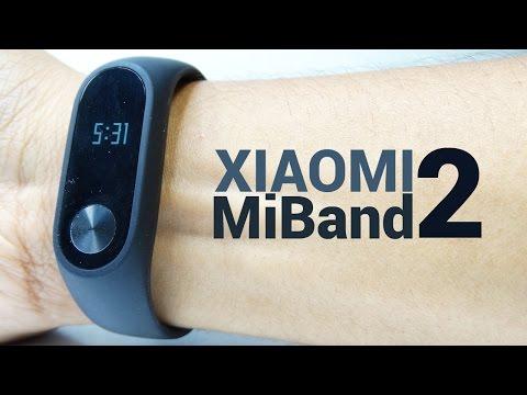 Xiaomi Mi Band 2, Review completo en Español