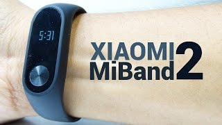Xiaomi Mi Band 2, Review completo en Español