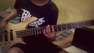 Bondan - Xpresikan (Bass Cover)