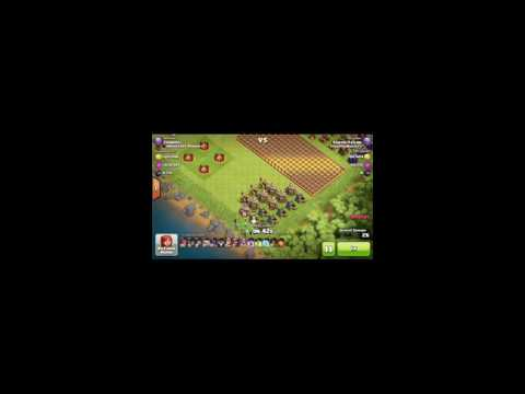 Best rides of clash of clans 2016