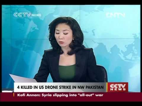 15 Killed, Dozens Wounded In Us Drone Strike In South Waziristan, Pakistan video