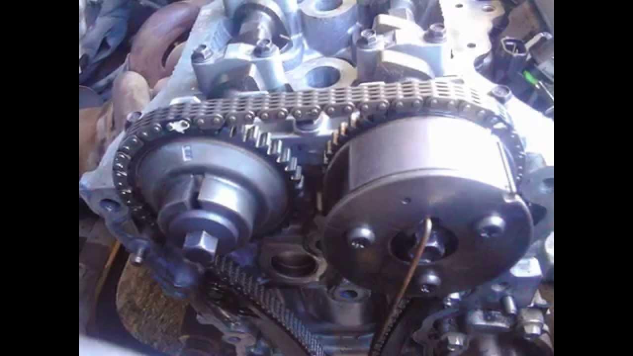 Nissan Tiidia 1 6 Como Sincronizar Como Poner A Punto