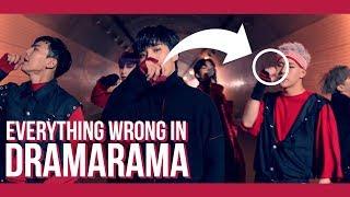 Everything Wrong With MONSTA X DRAMARAMA