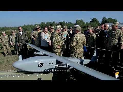 Новые птички для украинской армии