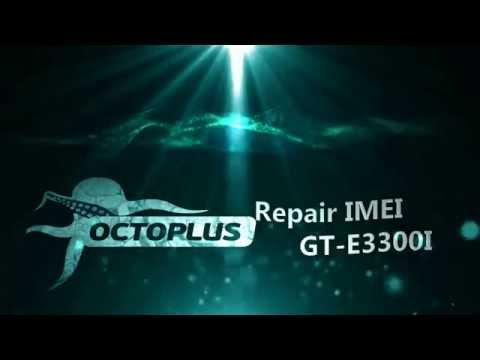 Samsung GT-E3300I Repair IMEI with Octoplus Box