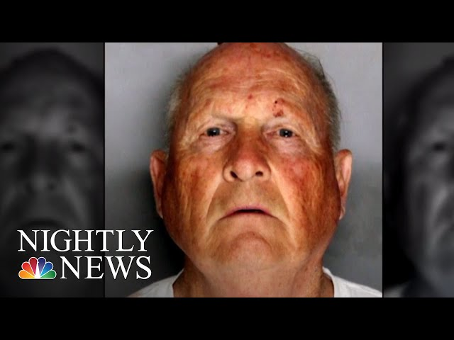 Ex-Police Officer Arrested In Golden State Killer Case  NBC Nightly News