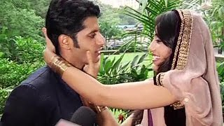 Aahil And Sanam Of QUBOOL HAI FLIRT With Each Other! Must Watch