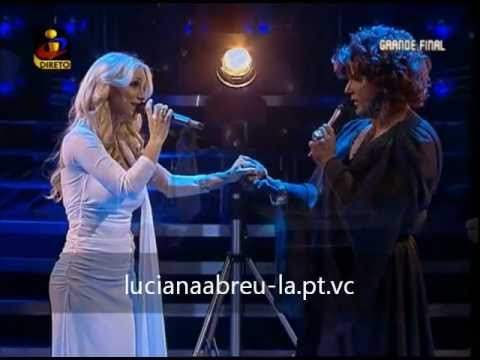 Luciana Abreu e Ricardo Soler - Whitney Houston e Mariah Carey - When You Believe Music Videos