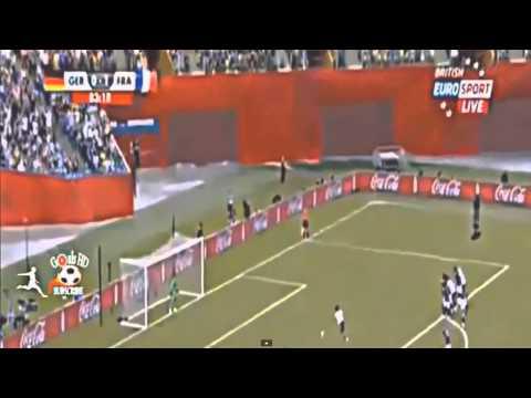 Чемпионат мира. Женщины. Четвертьфинал. Германия - Франция 1:1 (5:4 по пенальти)