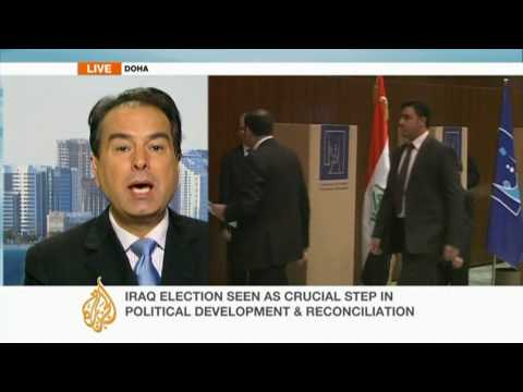 Iraq election analysis