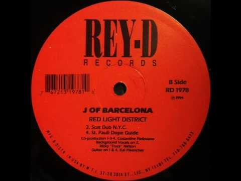 J Of Barcelona - Red Light District (scat Bub N.y.c) video