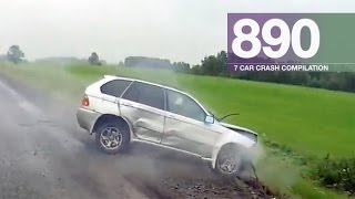 Car Crash Compilation 890 - April 2017