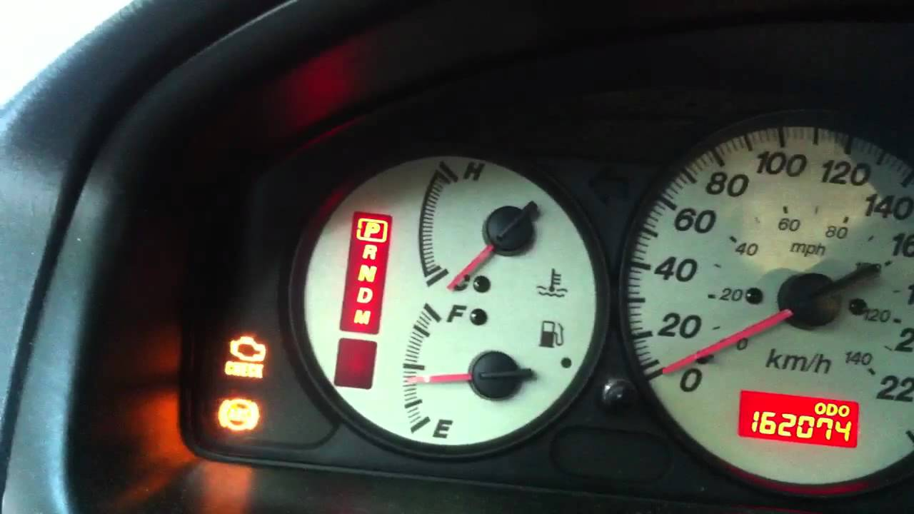 Mazda Protege5 Protege Abs Light Reset Youtube