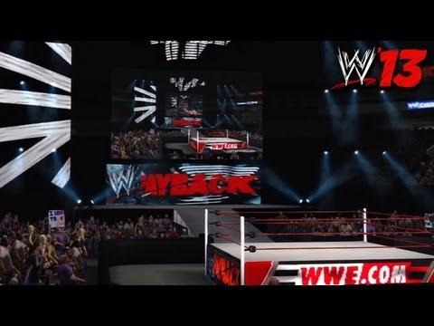 WWE '13 Community Showcase: Payback Arena (PlayStation 3)