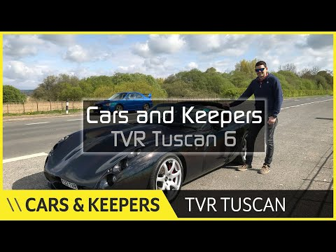 TVR Tuscan 6 Review - Loud Exhaust - Cars and Keepers