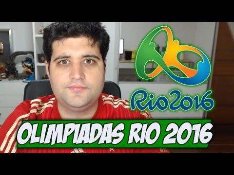 Olimpiadas Rio 2016, o que eu achei