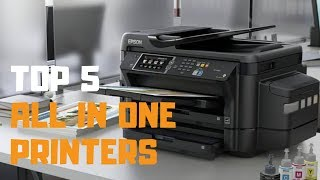 Best All In One Printers in 2019 - Top 5 All In One Printers Review