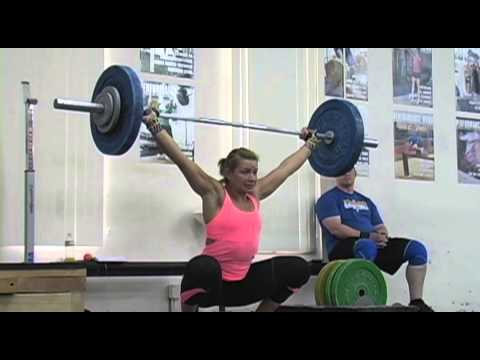 Catalyst Athletics Olympic Weightlifting 5-5-13