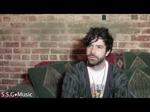 Yannis Philippakis Height With Yannis Philippakis of