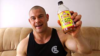 Apple Cider Vinegar & Betaine HCL to Stop Acid Reflux & Improve Insulin Sensitivity! Vigorous Supps