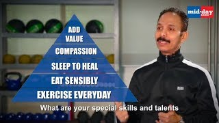 Dr. Mickey Mehta's Tips on Staying Fit and Holistic Living |Part 2|