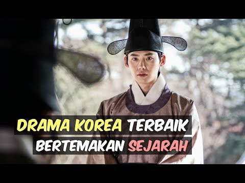 6 Drama Korea Terbaik Bertemakan Sejarah (Histori) | Wajib Nonton