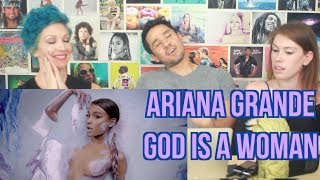Download Lagu ARIANA GRANDE - God is a woman - REACTION Gratis STAFABAND
