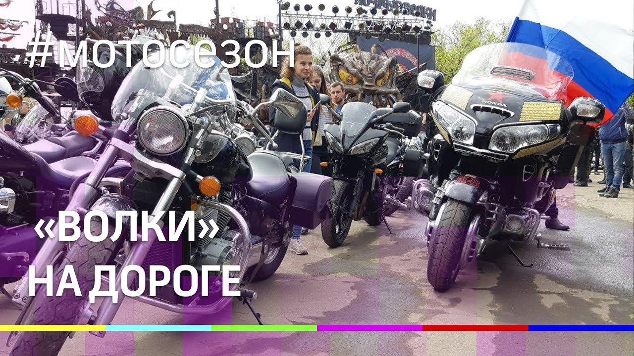 «Волки» на дороге: «Хирург» вскрыл Москву