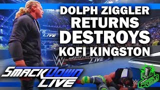 WWE Smackdown Live 5/21/19 Full Show Review & Results: DOLPH ZIGGLER RETURNS