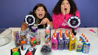 Wheel of Fate Picks Our Slime Ingredients Challenge