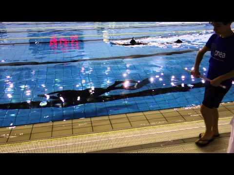 Diego 100m DYN - Trofeo Apnea Romagna 20150515
