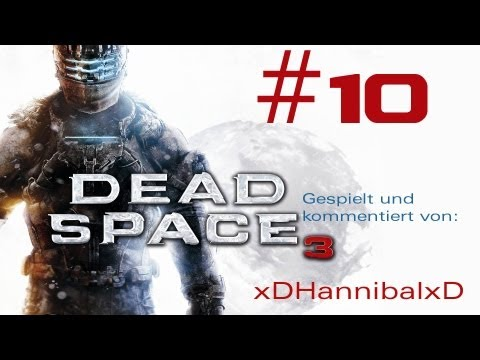 Let's Play Dead Space 3 #10 [BLIND] - Unter Strom