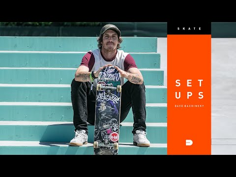 Setups: Get to Know Dave Bachinsky's Skateboard Gear
