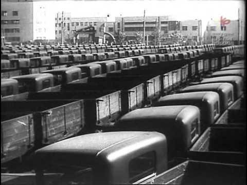 Машины времен второй мировой СССР (Машины в погонах)