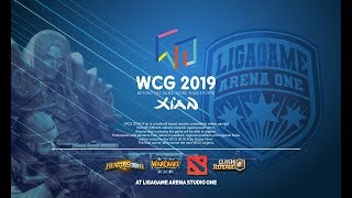 WCG Indonesian Qualifier (Dota2) PG.Barracx VS Louvre