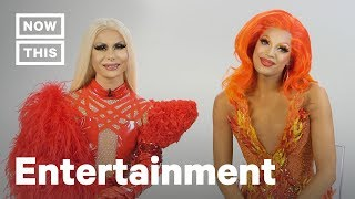 Trinity Taylor vs Valentina – Guess That Queen (Round 1) | NowThis Entertainment