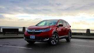 2017 Honda CR-V First Drive