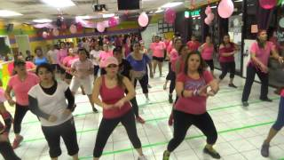Gangsta Zumba song! Awesome choreo by Yoco