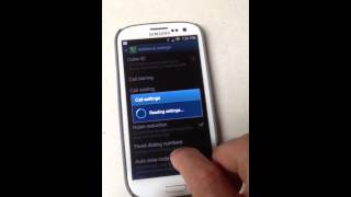 How to fix Galaxy S III call quality