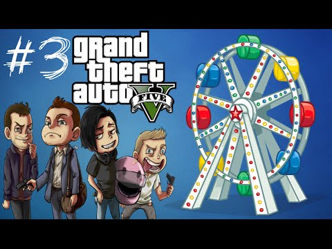 GTA 5 ONLINE | CARNIVAL TIME! | Grand Theft Auto PS4 Funny Moments (3)